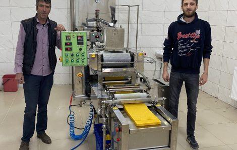 Installation of Individual Mini Machine(M2)